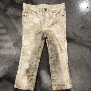 Baby girl jeans 18 month old size
